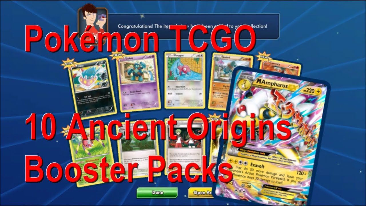 Pokemon tcgo how to get tokens