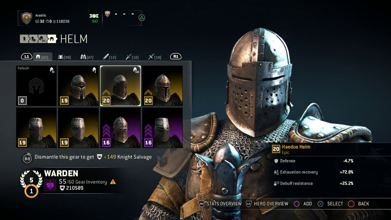 For honor how to get chests