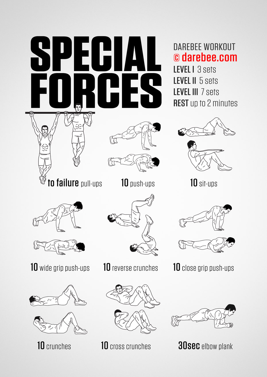 special forces training manual pdf