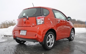 Scion iq manual transmission canada