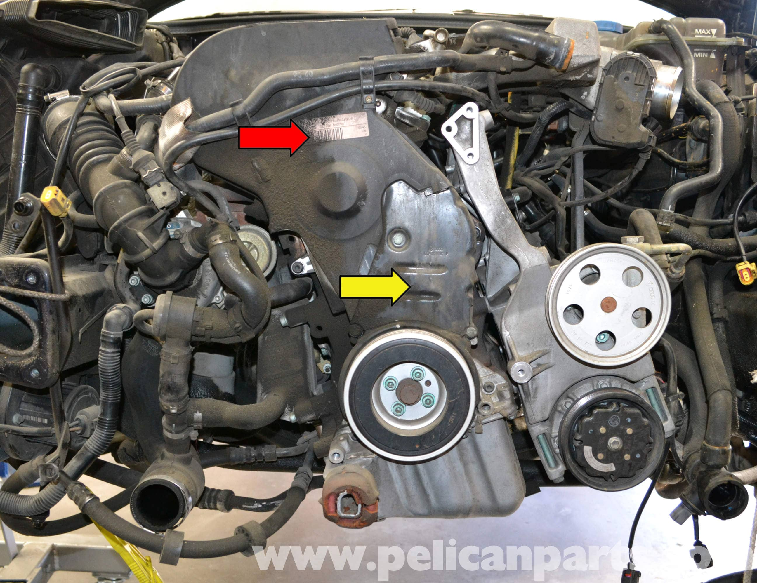 audi a4 timing belt replacement instructions
