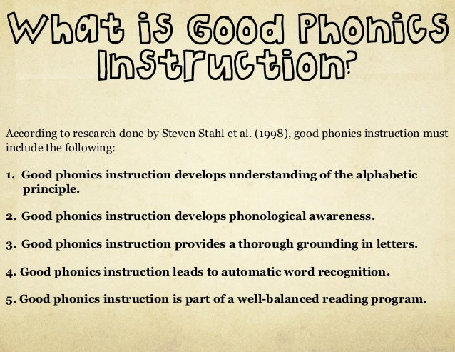 lessons in phonics instruction lipi