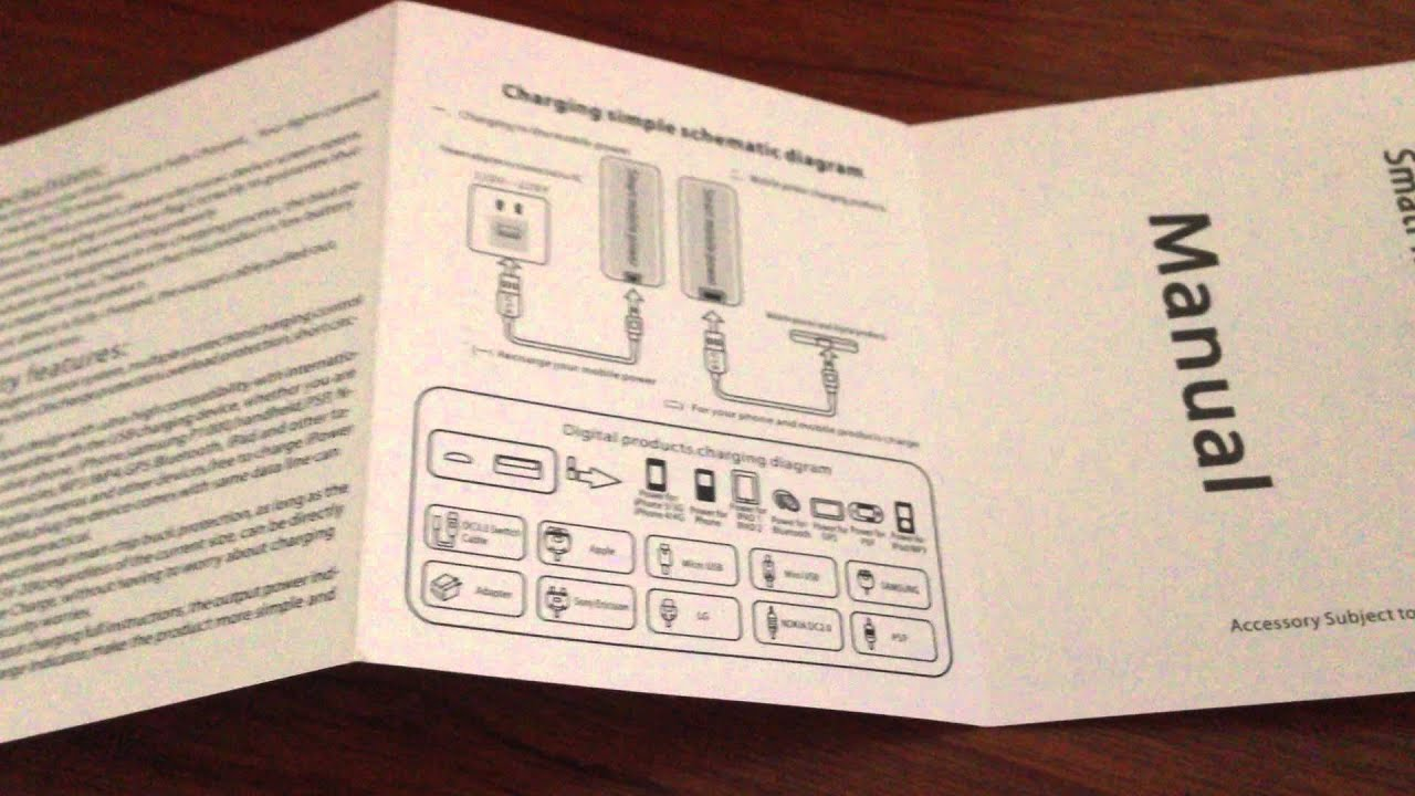 Power 2000 battery charger instructions