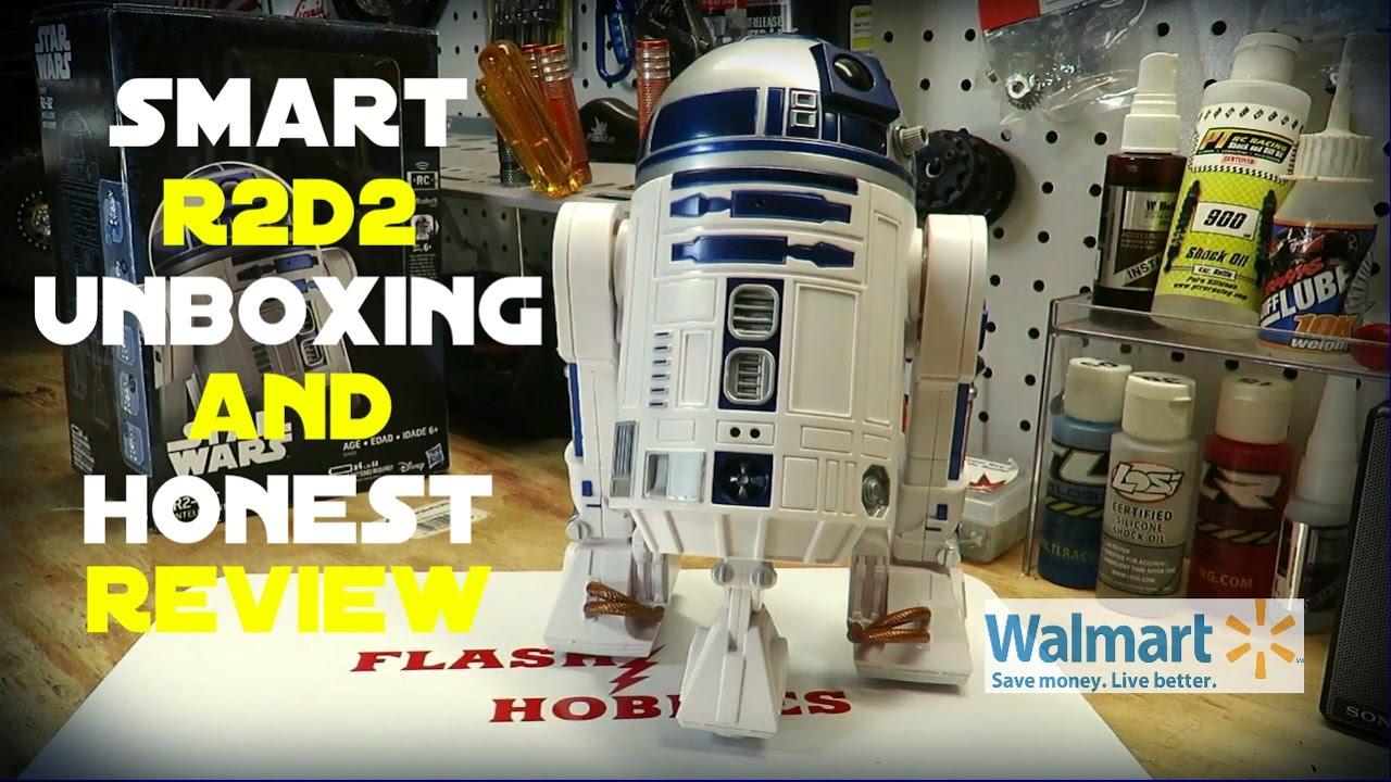 Star wars smart r2 d2 manual