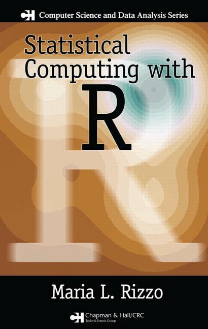 Statistical computing with r maria rizzo pdf