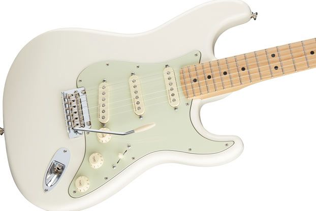 fender deluxe roadhouse stratocaster manual