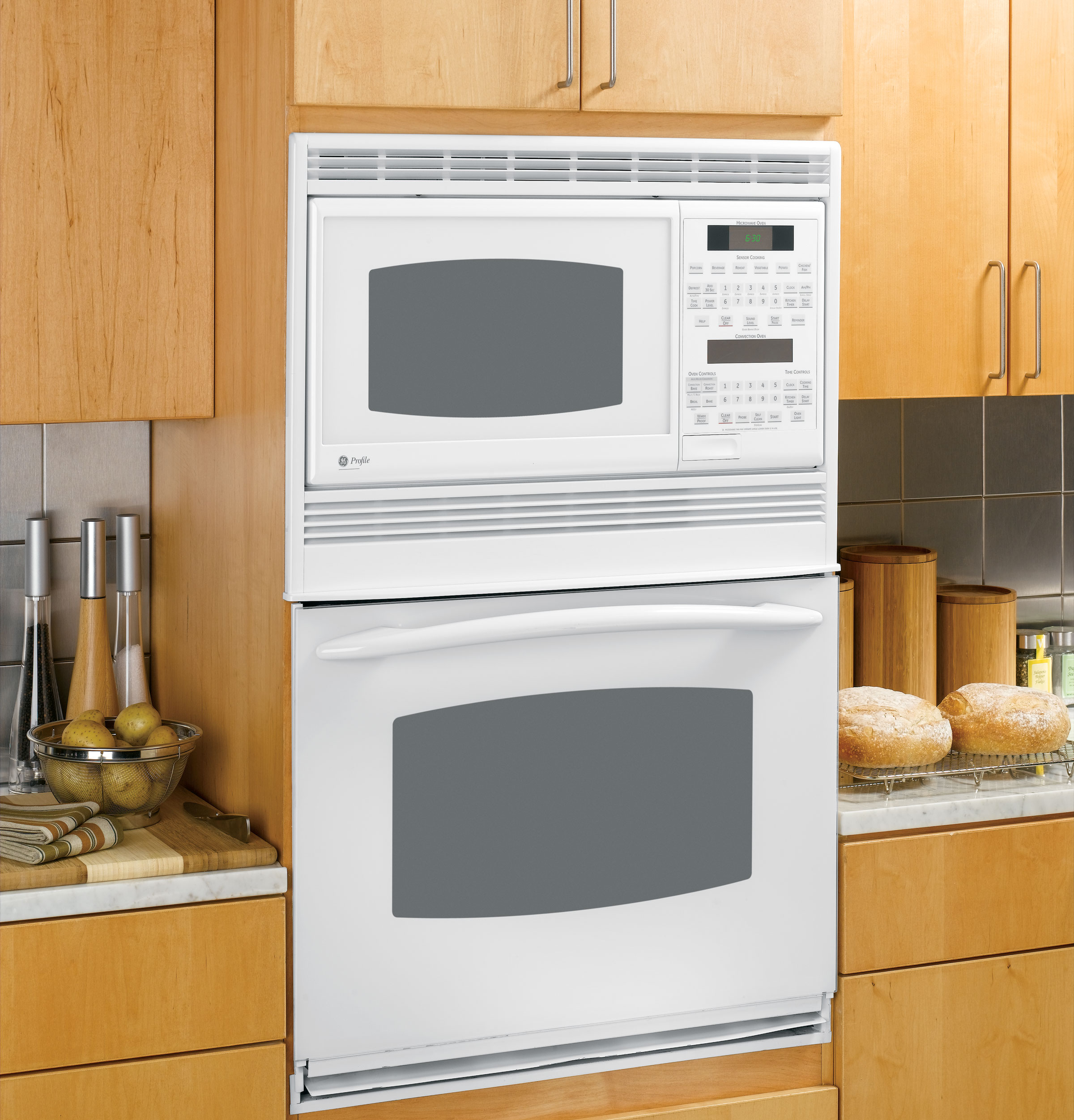 Sheffield microwave convection oven manual