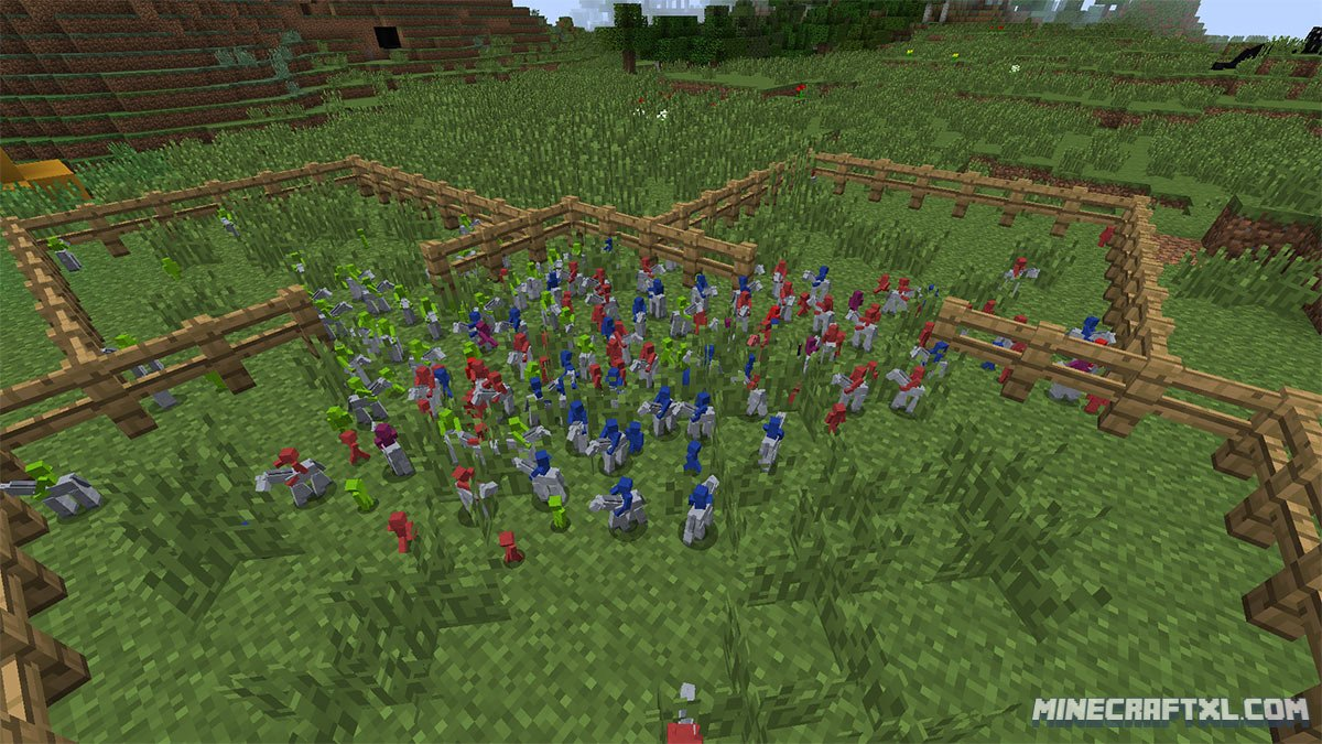 Clay soldiers mod 1.7 10 how to make them build