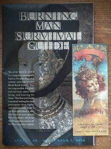 Burning man survival guide checklist