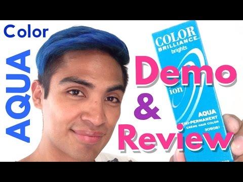 ion color brilliance aqua instructions