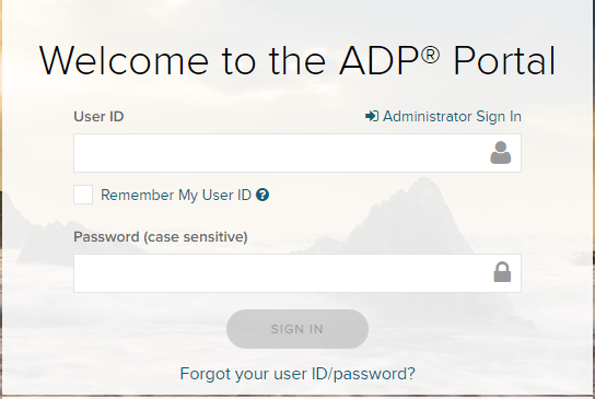 adp ipay login instructions