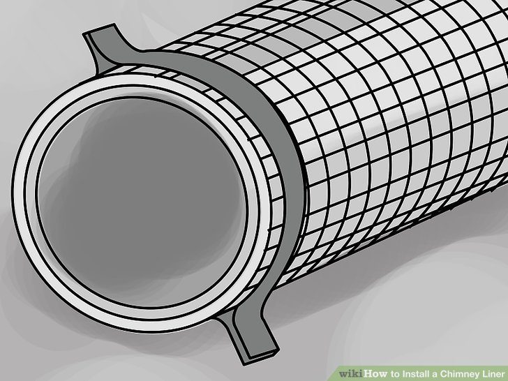 Chimney liner installation instructions