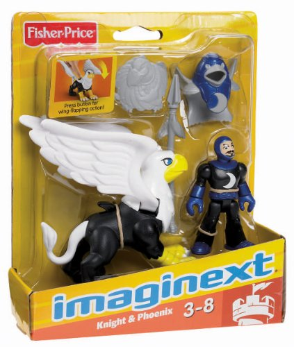 Imaginext eagle talon castle instructions