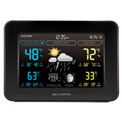 Aqua systems wireless weather station manual