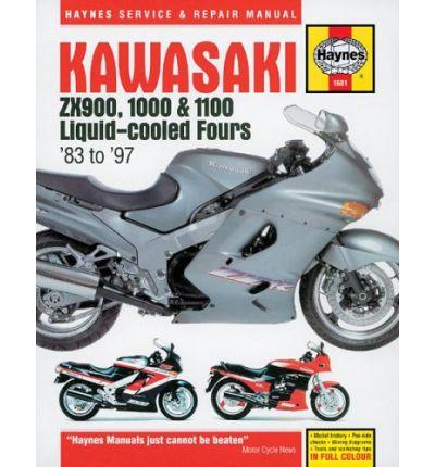 kawasaki zrx 1100 haynes manual