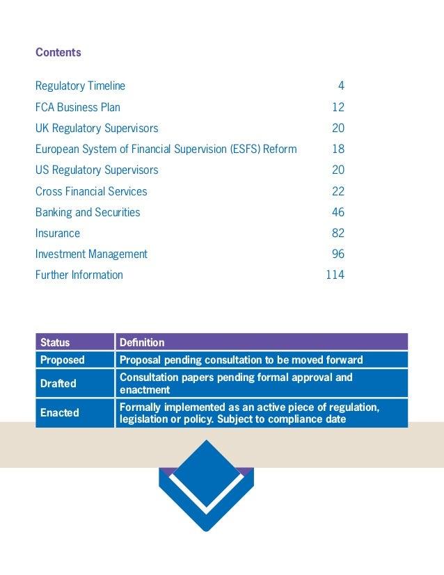 Legislation handbook for the regulatory exams