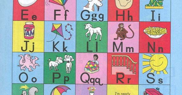 Phonics from a to z pdf