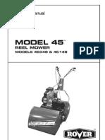 scott bonnar 45 parts manual