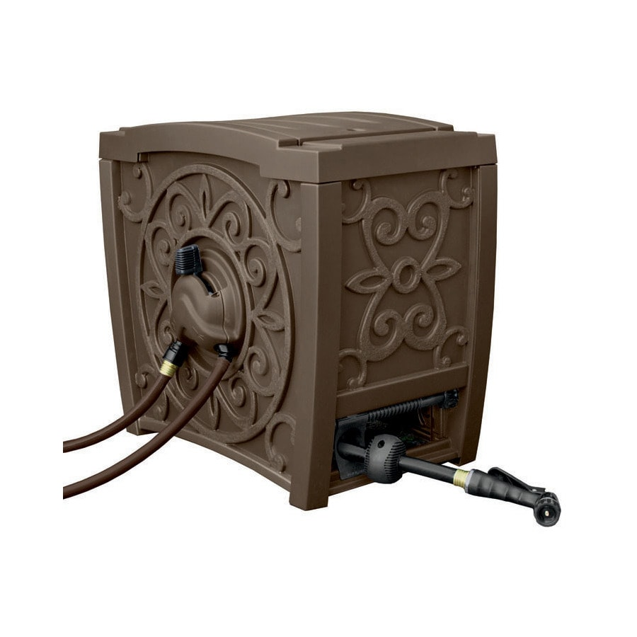 suncast hideaway hose reel box manual