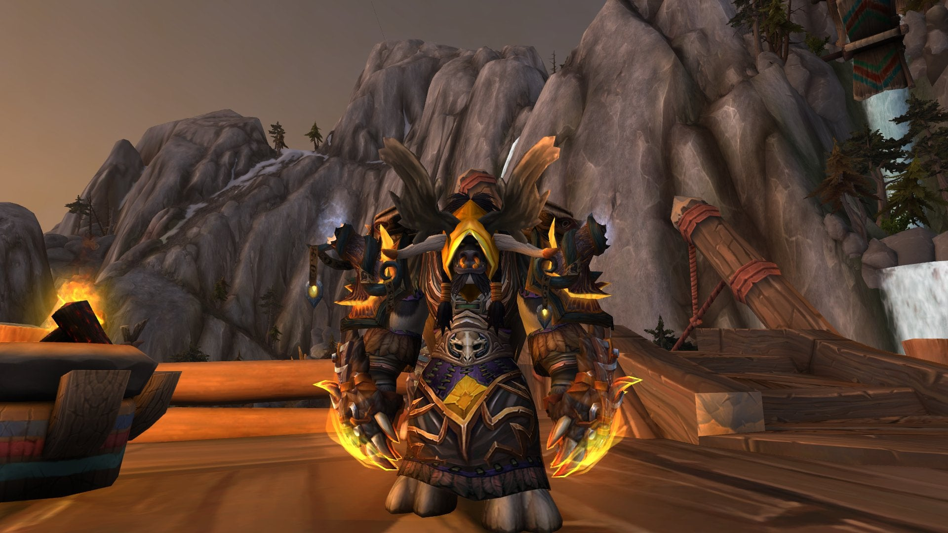 Wow how to set transmog for a spec
