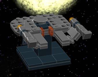 Lego star trek enterprise instructions
