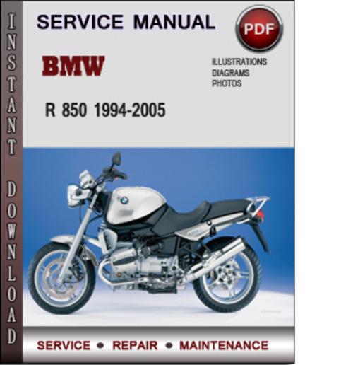 Bmw k1200s repair manual pdf