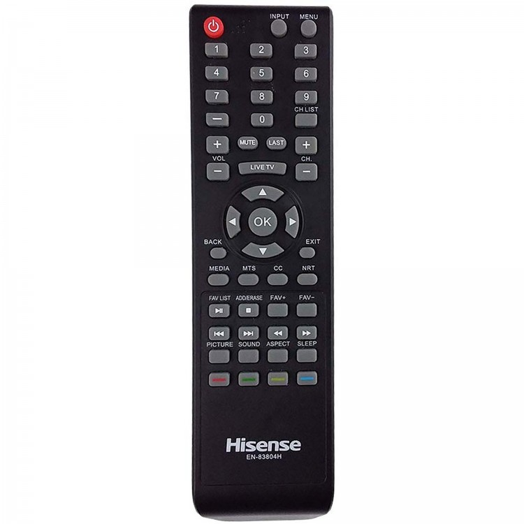 Hisense h3 series tv manual