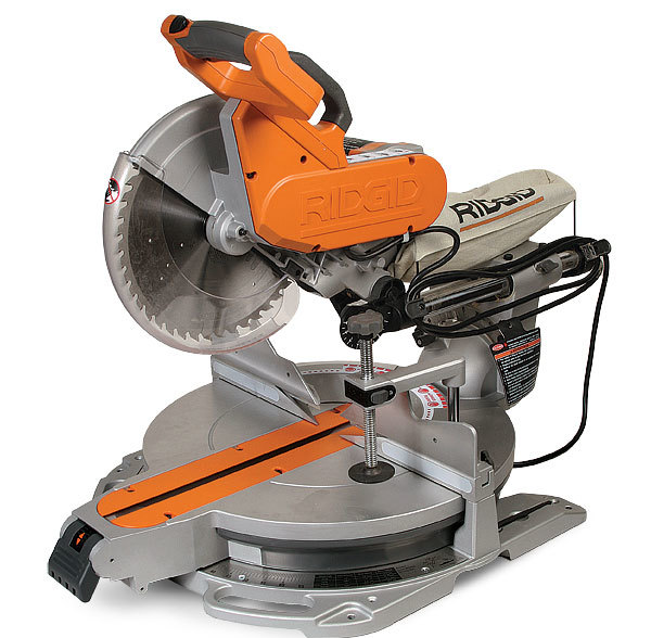 Ridgid 12 sliding miter saw manual