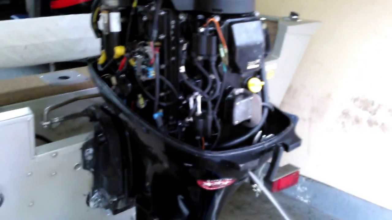 2007 mercury 115 4 stroke manual