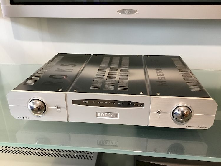roksan caspian integrated amplifier manual
