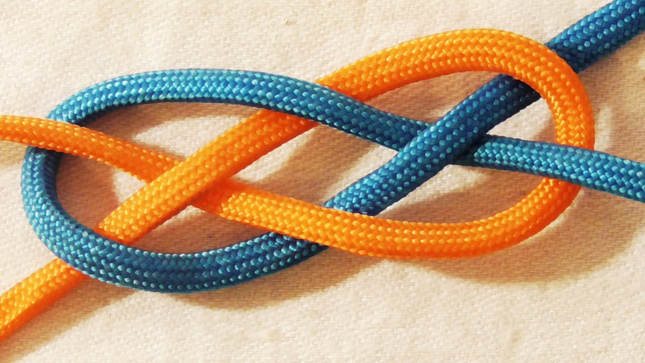 decorative knot tying instructions