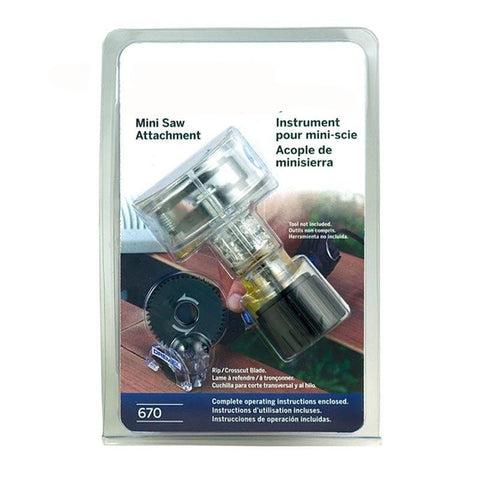 dremel mini saw attachment manual
