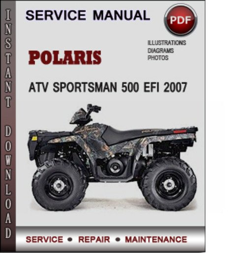 2013 polaris sportsman 500 manual