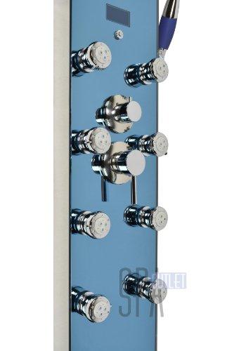 blue ocean shower panel installation instructions