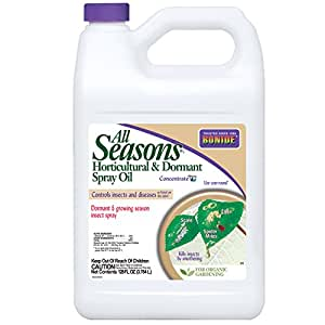 bonide all seasons spray oil concentrate instructions