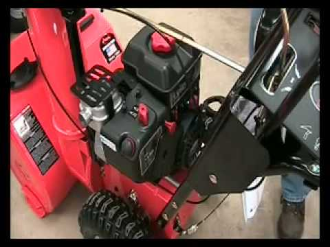 Craftsman 11.5 hp snowblower manual