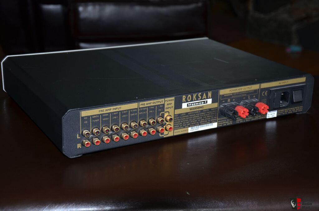 roksan caspian integrated amplifier manual