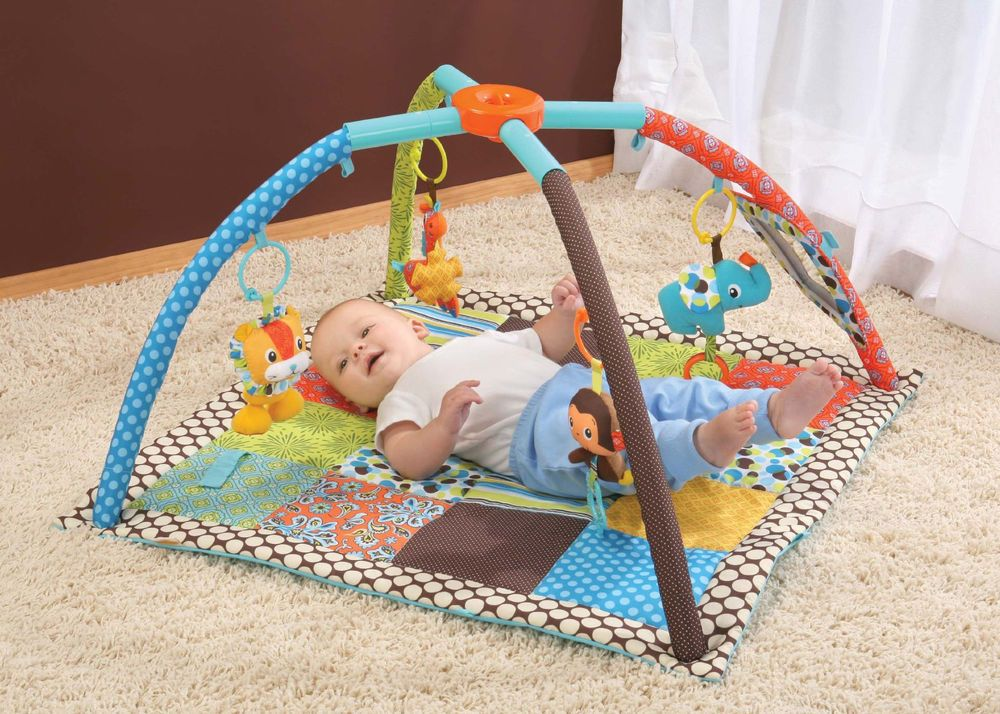 infantino play mat instructions
