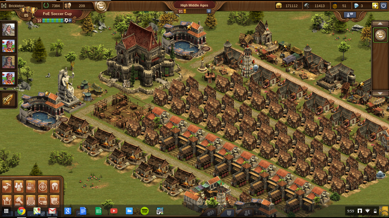 Forge of empires how to repeat unit quests