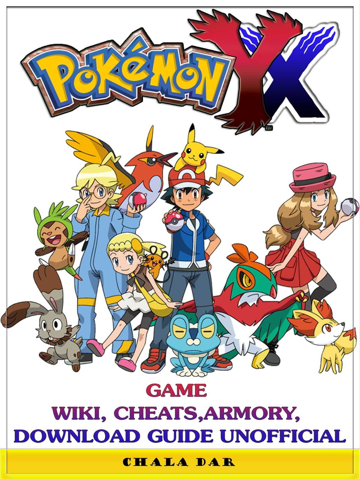Pokemon x and y guide book pdf download
