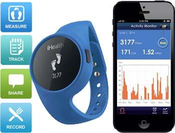 ihealth wireless activity and sleep tracker instructions