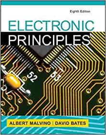 Electronic principles malvino 8th edition solution pdf
