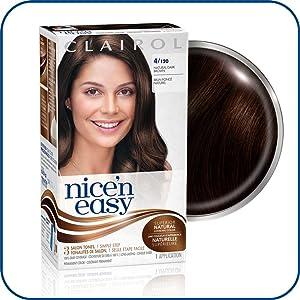 Nice n easy hair colour instructions