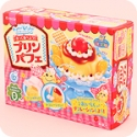Popin cookin pudding english instructions