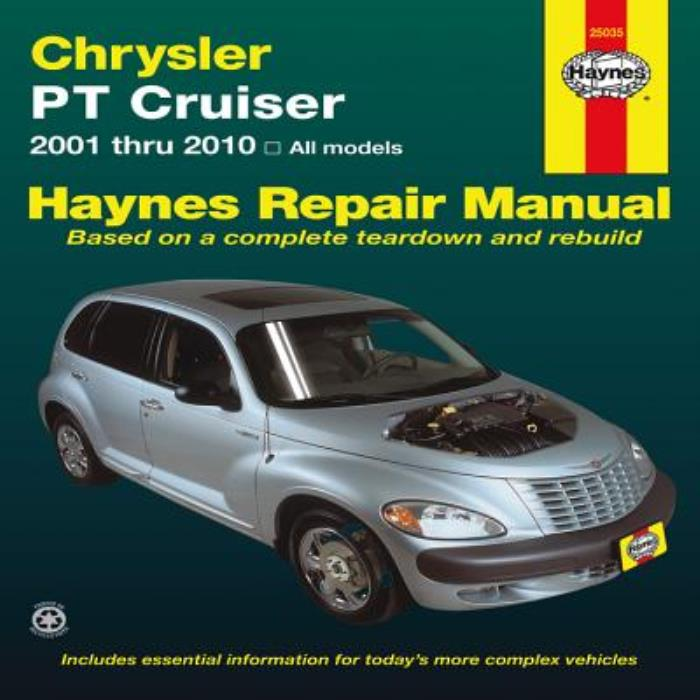 Chrysler pt cruiser parts manual