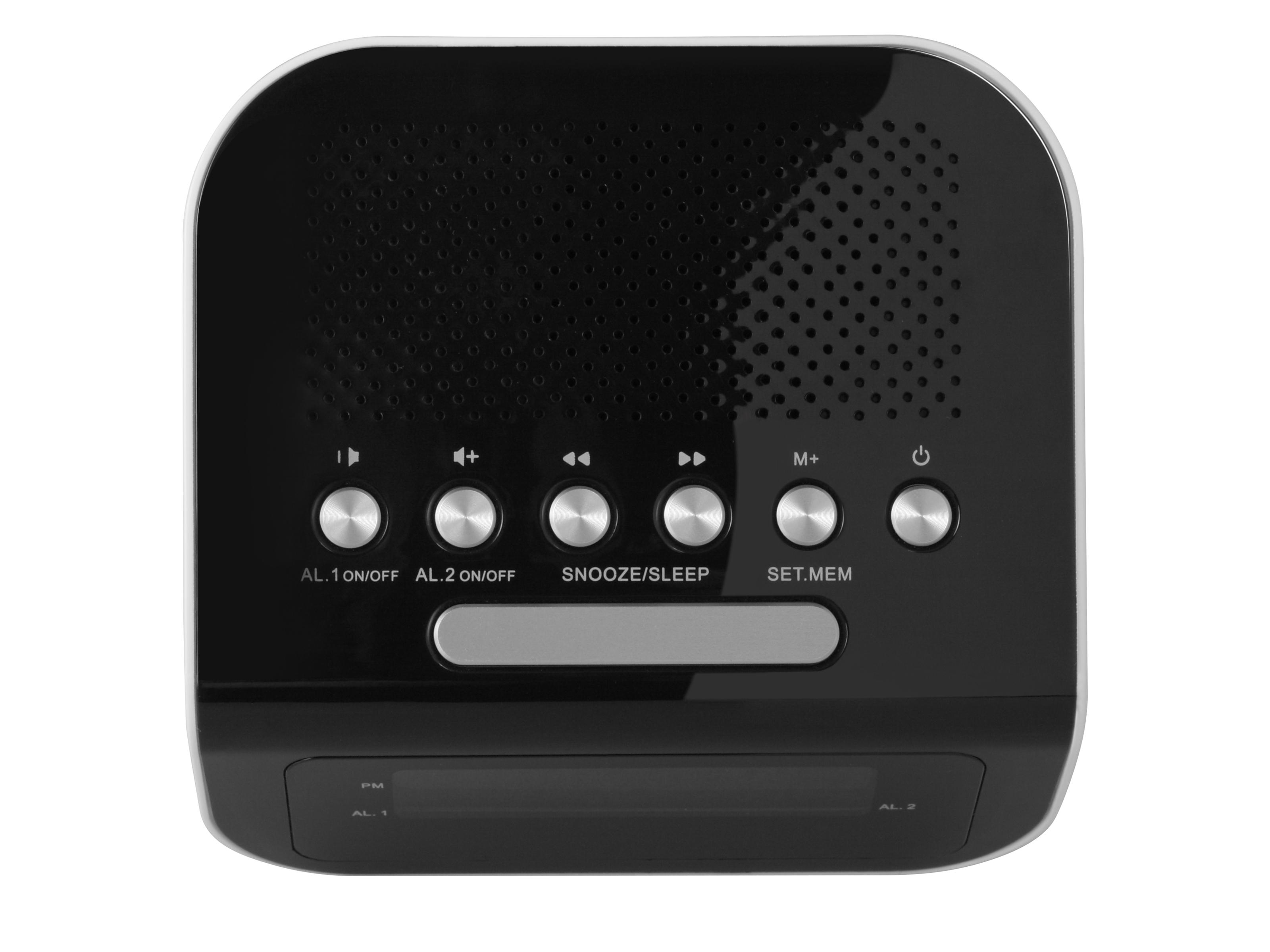 audiosonic digital clock radio manual