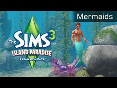 Sims 3 xbox 360 how to become a mermaid