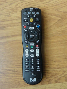 bell fibe remote control manual