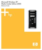 hp media center pc m7000 manual