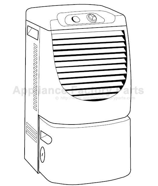 whirlpool gold accudry dehumidifier manual